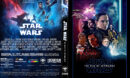 Star Wars: Rise Of Skywalker (2019) R1 Custom DVD Cover & Label