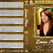 Emma Stone Filmography - Set 2 (2010-2012) R1 Custom DVD Cover
