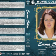 Emma Stone Filmography - Set 4 (2015-2019) R1 Custom DVD Cover