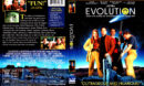 EVOLUTION (2001) R1 DVD COVER & LABEL