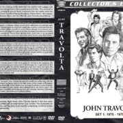 John Travolta Filmography - Set 1 (1975-1978) R1 Custom DVD Cover