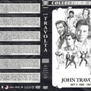 John Travolta Filmography - Set 2 (1980-1987) R1 Custom DVD Cover
