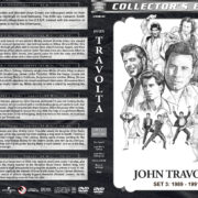 John Travolta Filmography - Set 3 (1989-1991) R1 Custom DVD Cover