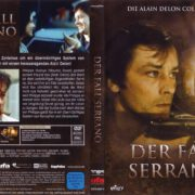 Der Fall Serrano (1977) R2 German DVD Cover