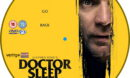 Doctor Sleep (2019) R2 Custom DVD label