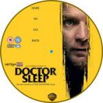 Doctor Sleep (2019) R2 Custom DVD label