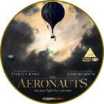 The Aeronauts (2019) R2 Custom DVD Label