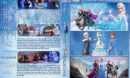 Frozen Triple Feature R1 Custom DVD Cover