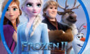 Frozen II (2019) R1 Custom Blu-Ray Labels