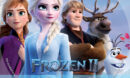 Frozen II (2019) R1 Custom DVD Labels