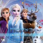 Frozen II (2019) R1 Custom DVD Labels