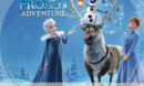 Olaf's Frozen Adventure (2017) R1 Custom DVD Cover