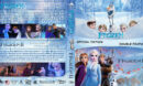 Frozen Double Feature R1 Custom Blu-Ray Cover