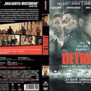 Detroit (2017) R2 German DVD Cover