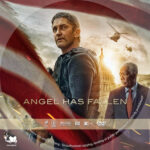 Angel Has Fallen (2019) R1 Custom DVD Labels