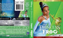 The Princess And The Frog (2009) R1 4K UHD Cover