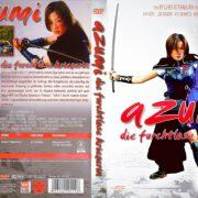 Azumi 1 (2005) R2 German DVD Cover
