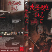 Azumi 1 & 2 R2 german DVD Cover