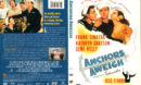 ANCHORS AWEIGH (1945) R1 DVD COVER & LABEL