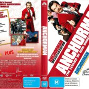Anchorman Collection (2019) R4 DVD Cover
