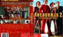 Anchorman 2 (2014) R4 DVD Cover