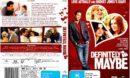 Definitely Maybe (2007) R4 DVD Cover