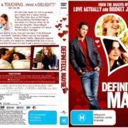 Definitely Maybe (2007) R4 DVD Cover
