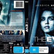 The Eye (2008) R4 DVD Cover