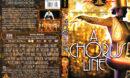 A CHORUS LINE (1985) R1 DVD COVER & LABEL