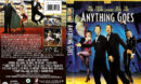 ANYTHING GOES (1955) R1 DVD COVER & LABEL