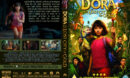 Dora and the Lost City of Gold (2019) R1 Custom DVD Cover