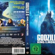 Godzilla 2 (2019) R2 German DVD Cover