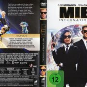 Men In Black-International (2019) R2 German DVD Cover