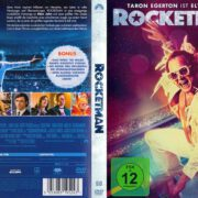 Rocketman (2019) R2 German DVD Cover