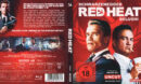 Red Heat (Neuauflage) (1988) R2 German Blu-Ray Covers & label