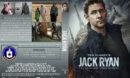 Jack Ryan - Season 1 (2018) R1 Custom DVD Cover & Labels