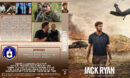Jack Ryan - Season 2 (2019) R1 Custom DVD Cover & Labels