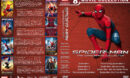 Spider-Man: The Consummate Collection R1 Custom DVD Cover