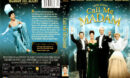 CALL ME MADAM (1953) R1 DVD COVER & LABEL
