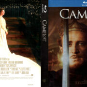 CAMELOT (1967) R1 BLU-RAY DIGIBOOK & LABELS