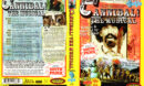 CANNIBAL THE MUSICAL (1993) R1 DVD COVER & LABEL