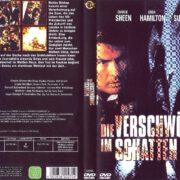 Die Verschwörung im Schatten (1997) R2 German DVD Cover