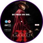 Harriet (2019) R2 Custom DVD Label