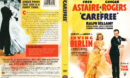 CAREFREE (1938) R1 DVD COVER & LABEL