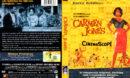 CARMEN JONES (1954) R1 DVD COVER & LABEL
