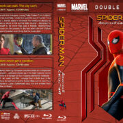 Spider-Man Avengers Collection R1 Custom Blu-Ray Cover