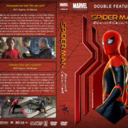 Spider-Man Avengers Collection R1 Custom DVD Cover