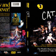 CATS (1981) R1 DVD COVER & LABEL