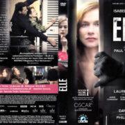 Elle (2017) R2 German DVD Cover