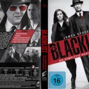 The Blacklist-Staffel 4 (2017) R2 German DVD Cover